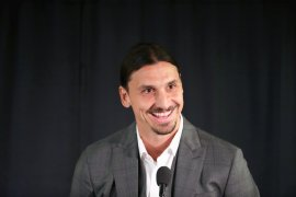 Ibrahimovic semakin dekat kenakan kostum  AC Milan
