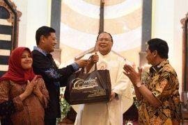 Wali Kota Kediri imbau masyarakat jaga kerukunan umat beragama