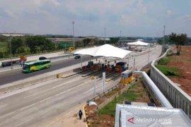 Jasa Marga prediksi 338 ribu kendaraan kembali ke Jakarta mulai hari ini
