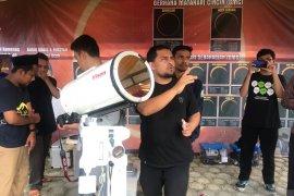 Promosi Simeulue melalui momen gerhana matahari cincin