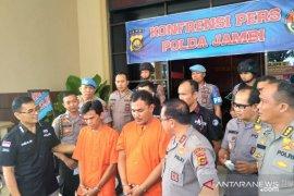 lagi pesta sabu lima pria di Tungkal di tangkap polisi