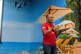 Telkomsel siagakan 324 Mobile GraPARI dan 3.716 outlet siaga