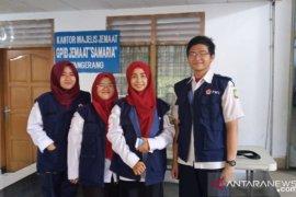 PMI Kota  Tangerang buka posko pelayanan di gereja dan tempat keramaian