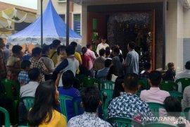 Ribuan Umat Khatolik padati Katedral Santo Yosef Kota Pangkalpinang