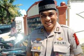 Polres Aceh Barat razia terompet dan petasan jelang tahun baru