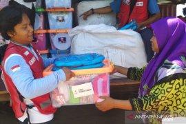 PMI distribusikan ratusan paket bantuan untuk korban likuifaksi di Sigi