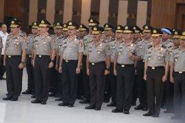 Kabareskrim naik pangkat jadi Komisaris Jenderal