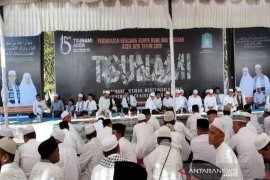Kenang tsunami, Pemkab Aceh Jaya gelar zikir dan doa bersama