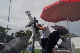 Gerhana matahari akan kembali terlihat di Indonesia pada 2023