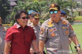 Tahun Baru, Bupati apresiasi jajaran TNI-Polri jaga keamanan Badung