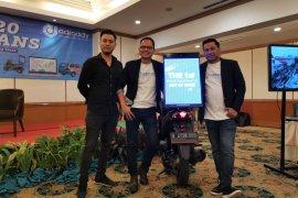 Adroady solusi OOH perluas jangkauan iklan digital mobile lewat sepeda motor