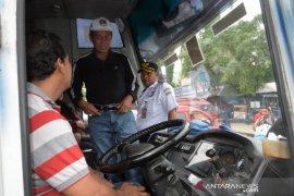 Walikota Serang pantau kendaraan umum di Terminal Pakupatan