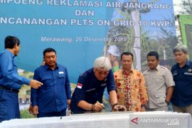 Dirjen Minerba resmikan Kampoeng Reklamasi PT Timah di Bangka