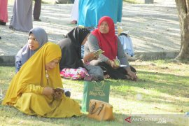 Peringatan 15 tahun tsunami di Aceh sepi