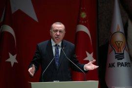 Erdogan sebutkan Irak jadi zona perang antara AS-Iran rusak stabilitas
