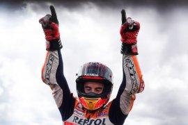 Marc Marquez torehkan musim balapan sempurna pada tahun 2019