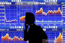Didukung Wall Street, bursa saham Tokyo naik
