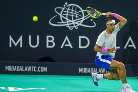 Servis kedua jadi kunci Rafael Nadal tetap di puncak