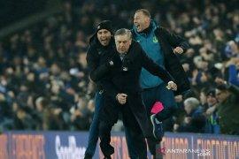 Liga Inggris: Everton vs Burnley 1-0, debut manis Ancelotti