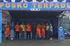 Personel Basarnas Ternate siaga di objek wisata