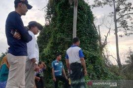 Warga Aceh Utara dihebohkan penampakan ular raksasa