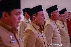 Wali Kota Padangsidimpuan lantik Sekda hingga Kepala Dinas