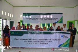 1.000 petani Tapsel - Padangsidimpuan terima kartu BP Jamsostek program GN Lingkaran
