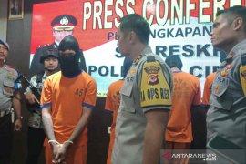 Polresta Cirebon tangkap empat residivis pencuri beraksi 21 kali