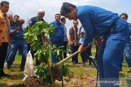 PT Timah reklamasi 45 hektare bekas tambang Belitung