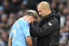 Guardiola: Sulit untuk cari sosok pengganti Aguero