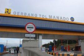 Usai dibuka fungsional 31.004 kendaraan lintasi tol Manado-Bitung