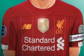 Liverpool akan pasang di jersey emblem juara dunia kala jamu Wolverhampton