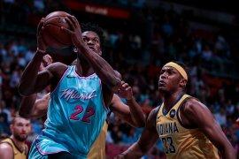 Ringkasan laga NBA, Heat perpanjang rekor kandang