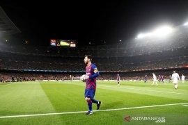 Messi masih jadi topik sepak bola paling menarik tahun 2019