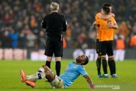 Klasemen Liga Inggris, Man City terperosok di Wolverhampton