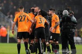Liga Inggris: Liverpool dan euforia Wolverhampton di Anfield