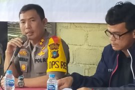 Cegah kenakalan remaja, Polres Bangka Barat giatkan patroli malam hari