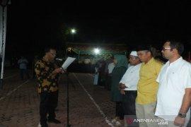 Bupati Madina lantik pengurus PNNB dan POR Badai Selatan Kelurahan Sipolu-polu