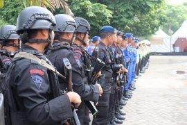 Polda Banten amankan jalur wisata Anyer