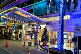 "Stasiun KA Medan mempercantik diri ""gemerlap"" layani angkutan Natal dan tahun baru"