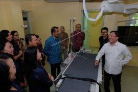 Menteri Kesehatan kunjungi RSUP Sanglah
