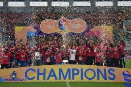 Persib putri juara Liga Putri Indonesia dengan taklukkan Tira Persikabo 3-1