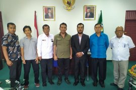 Ketua DPRD Simalungun ajak PWI bersinergi beri pencerahan kepada masyarakat