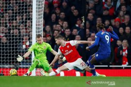 Derby London dimenangkan Chelsea di markas Arsenal
