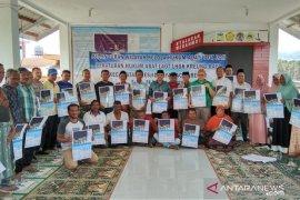 Dosen FH Unsyiah lakukan pengabdian kelola hukum adat laut