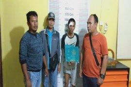 Polisi  tangkap pembobol rumah warga yang mengambil surat tanah
