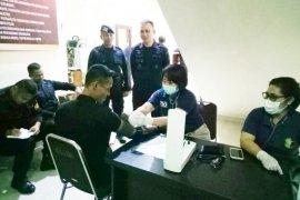 191 personel Brimob pulang ke Bali setelah BKO Polda Papua Barat
