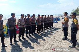 Brimob siap bantu pengamanan lonjakan kunjungan wisatawan di Pangandaran