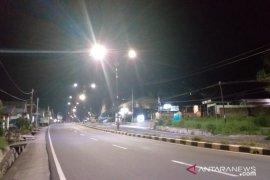 Pemkab Belitung pasang 120 lampu pintar untuk PJU