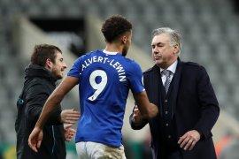 Liga Inggris - Ancelotti ungkap dua faktor kunci kemenangan Everton atas Newcastle